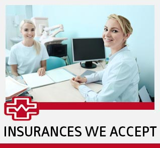 Insurances we accept
